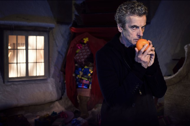 Day Six Of The Doctor Who Adventure Calendar!