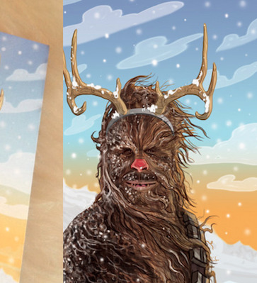 Top 8 Very Geeky Holiday Cards!