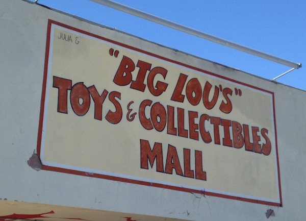 Big Lou's Toys and Collectibles in L.A. Has a Surprise Inside!