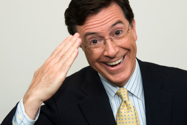 Hear Stephen Colbert Talk About His Most Famous Character, Stephen Colbert.