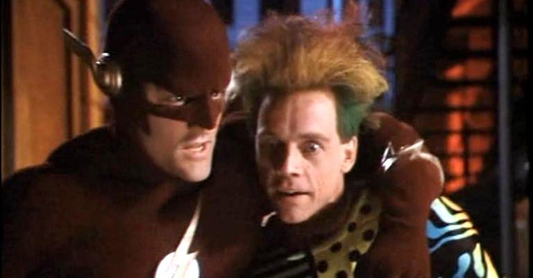 Mark Hamill to be Trickster for CW's Flash!