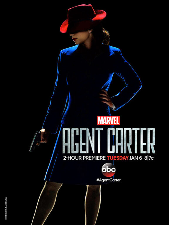 Agent Carter Featurette to Tide You Over Until the Premiere