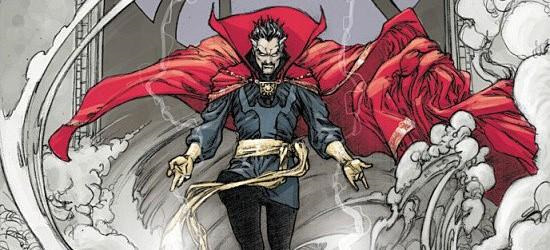 BENEDICT CUMBERBATCH CAST AS DOCTOR STRANGE!
