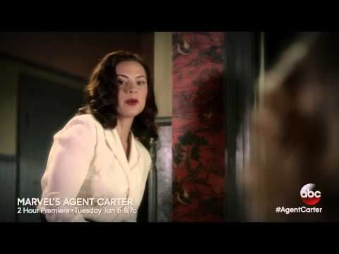Agent Carter Sneak Peek and a Synopsis for the Two-Hour Premiere!