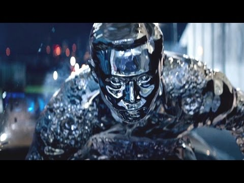 TERMINATOR GENISYS Teaser Trailer and Living Poster