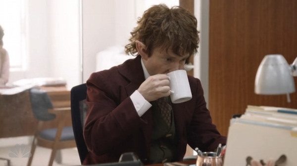 The Office Meets Middle-Earth with Martin Freeman in One of Saturday Night Live's Funniest Sketches of the Year