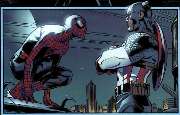 A Certain Spider-Man Character Could Be in Captain America: Civil War