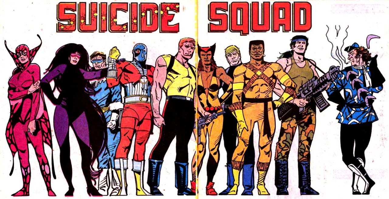 Get to Know Your Suicide Squad Cast and Characters