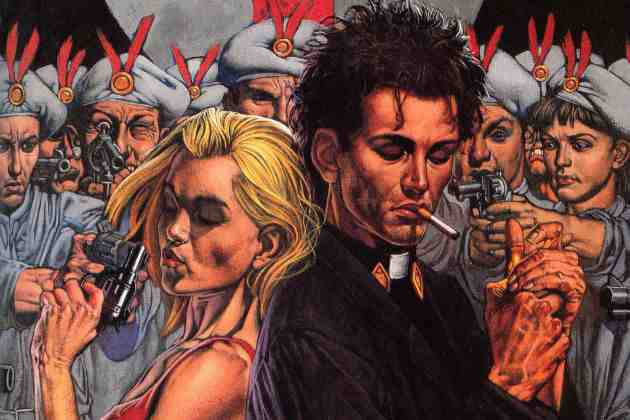 Dominic Cooper In Consideration to be Jesse Custer for AMC's Preacher