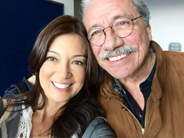 Edward James Olmos Found on Set of Agents of S.H.I.E.L.D.