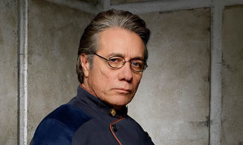 EDWARD JAMES OLMOS JOINS CAST OF AGENTS OF S.H.I.E.L.D.; AND THE WORLD REJOICES