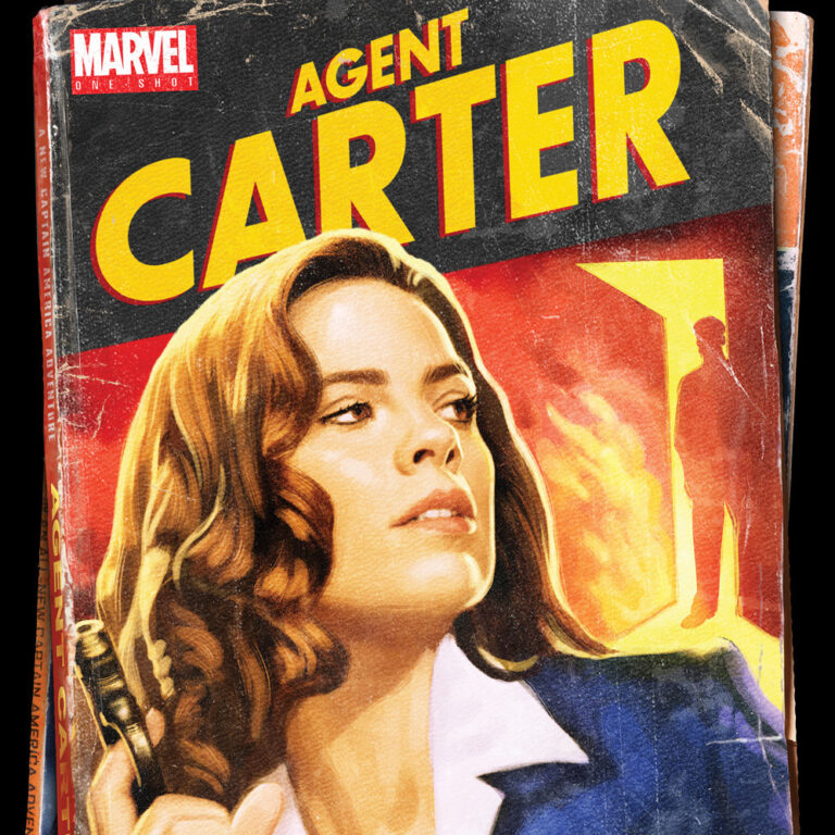 Hayley Atwell Says Agent Carter Will Throw Everyone for a Loop