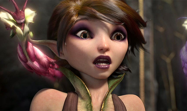 "George Lucas On His Movie ""Strange Magic"" and Hollywoods Lack Of Diversity"