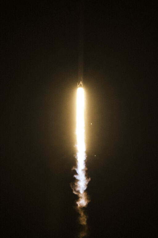 The Latest Rocket Launch From Space X