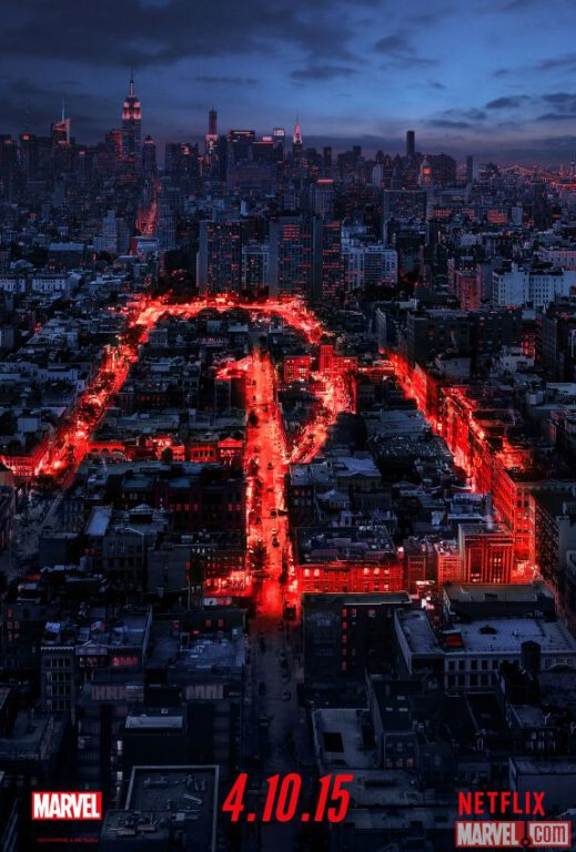 WE'VE GOT THREE OF OUR EPISODE TITLES FOR DAREDEVIL!