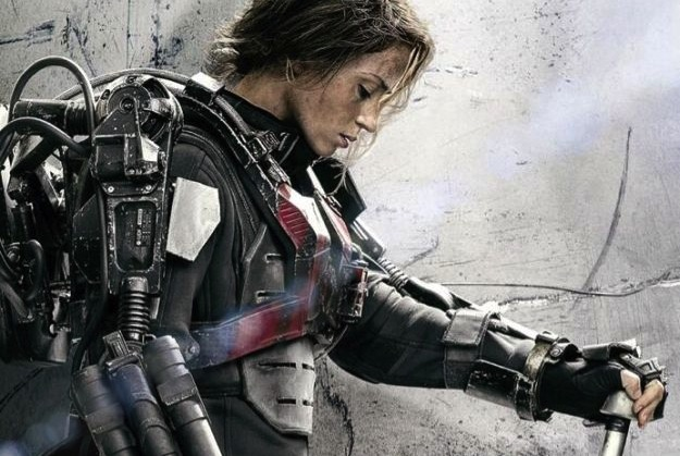 Emily Blunts Critics' Choice Win For Edge Of Tomorrow!