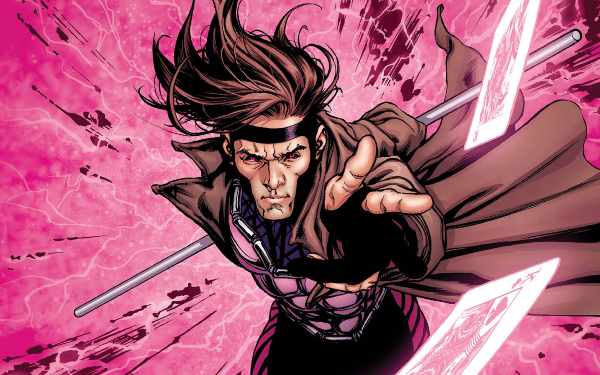 Channing Tatum's Gambit Movie has a Release Date!
