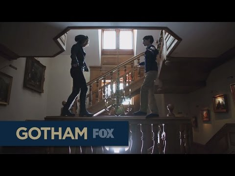 We Get Romance and Action in this Week's Promo for Gotham!