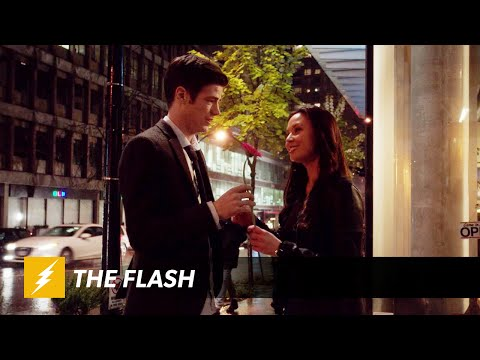 Firestorm Lifts Off, Peek-a-Boo Teleports and Barry Allen Finds Love in Promo for Next Week's Flash