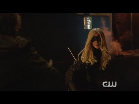 Black Canary and Arsenal in Action Together in Clip from CW's Arrow!