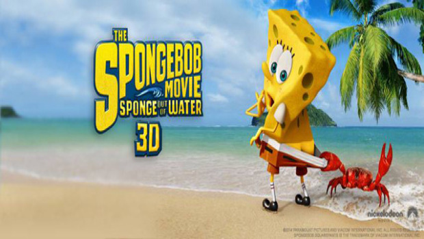 Movie Review – The SpongeBob Movie: Sponge Out of Water in 3D