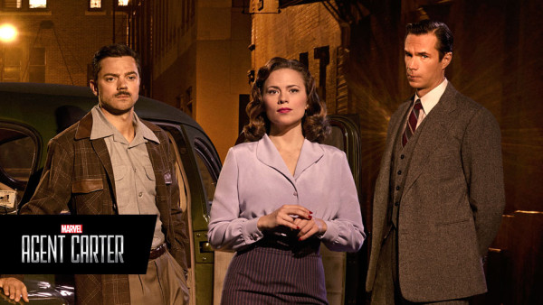 Read The Summaries for Last Three Episodes of ABC'S Agent Carter!