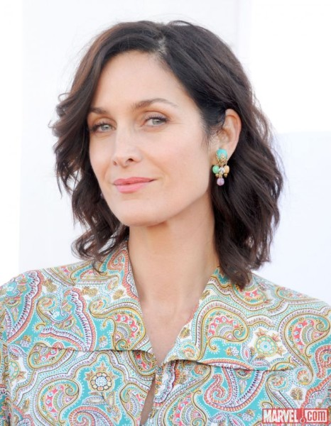 Carrie-Anne Moss Joins Cast of Marvel's A.K.A. Jessica Jones!