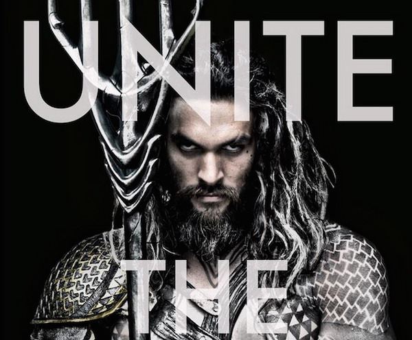 Zack Snyder Tweets First Official Image of Jason Momoa as Aquaman!