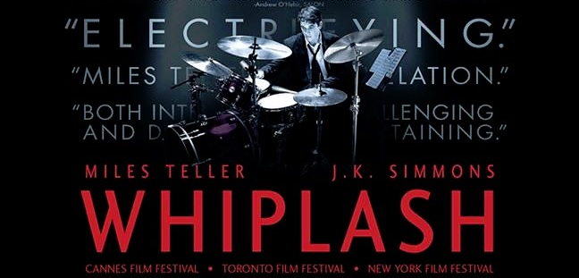 Oscar Nominee Movie Review: WHIPLASH