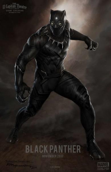 Chadwick Boseman talks Marvel, Wakanda and Black Panther
