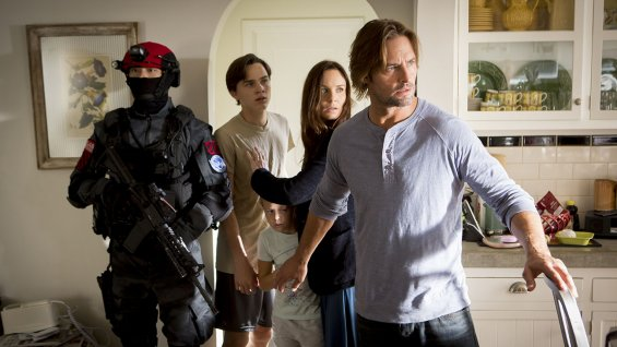Alien Invasion Drama, 'Colony' Coming to USA Network