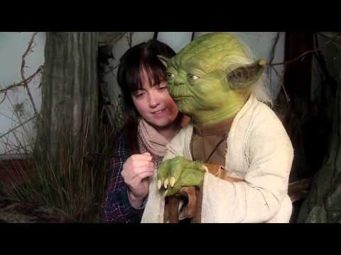 Madame Tussaud's Star Wars Experience!