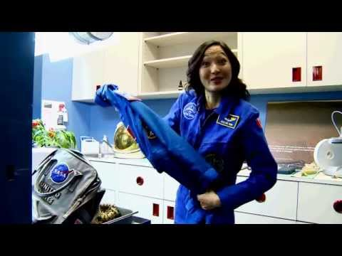 Astronaut's Flight Suit Found In Toronto Thrift Store