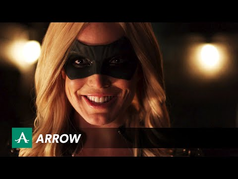 Black Canary Fights Herself and Peter Stormare Returns in this Promo for Next Week's Arrow