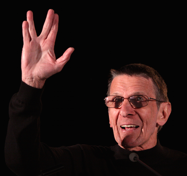 Leonard Nimoy, Famed Star Trek Actor, Dies at 83 – A Look at His Impact on Just One Person