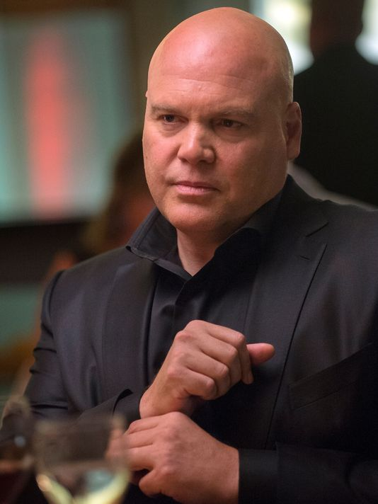 Marvel Gives Us Our First Look at D'onofrio's Kingpin in Netflix's Daredevil!