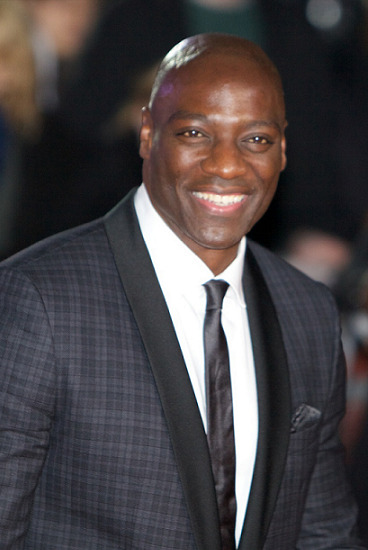 Suicide Squad Finds Their Killer Croc in Adewale Akinnuoye-Agbaje!