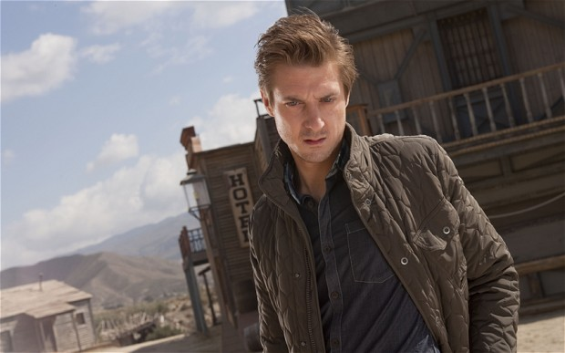 NEW CW SHOW CASTS ARTHUR DARVILL AS A TIME TRAVELING HERO RIP HUNTER