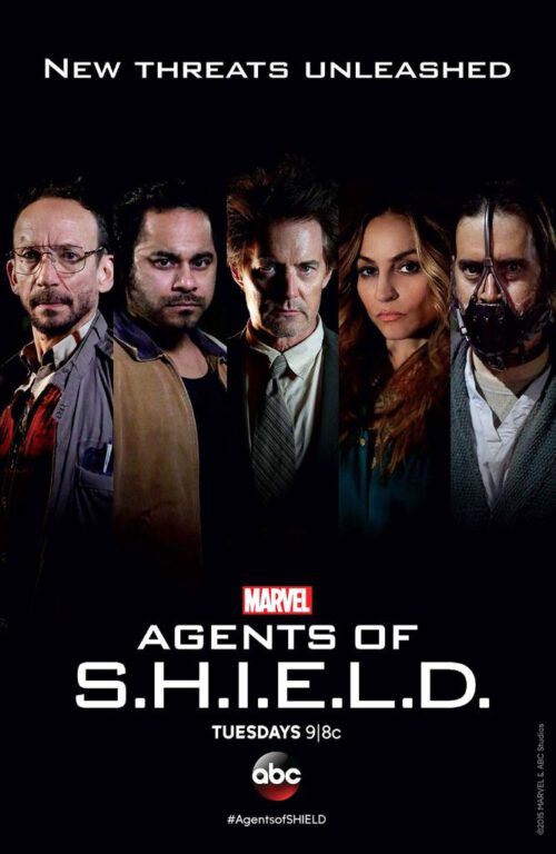 Cal's Supervillain Team Breaks into a Mental Institution in this Clip for Agents of S.H.I.E.L.D.
