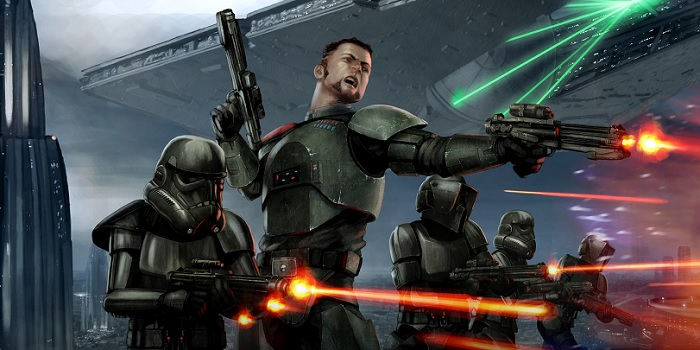 First Star Wars Stand Alone Film Has a Title: 'Rogue One' and Concept Art!