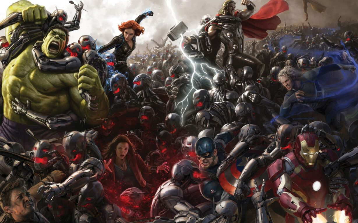 Scarlet Witch's Powers Explained and 12 Other Facts Released for Avengers: Age of Ultron