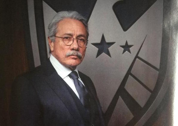 First Look at Edward James Olmos in Agents of S.H.I.E.L.D.