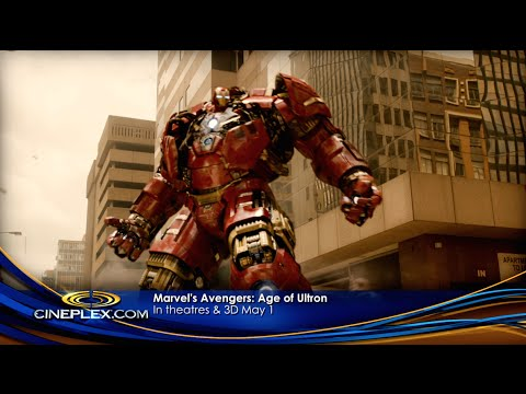 Three Behind-the-Scenes Videos for Avengers: Age of Ultron