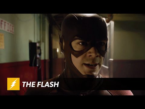 "Flash Enters ""Rogue Time"" in this Promo for Next Week's All-New Episode."