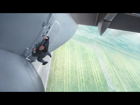 Tom Cruise Dangles Outside an Airbus in Mission Impossible 5 Trailer