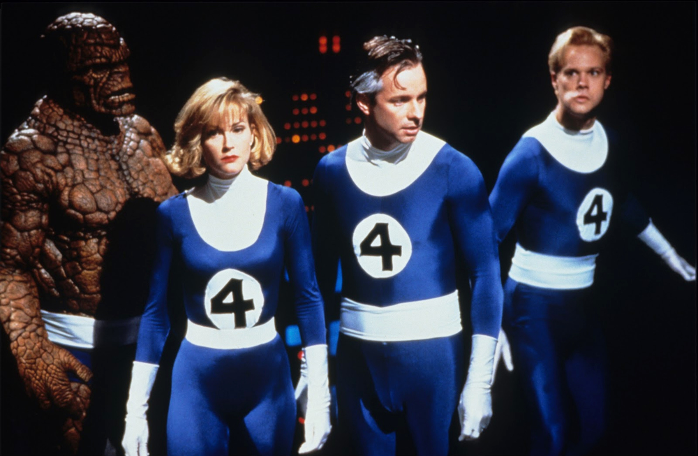 The Fantastic Four Reboot Will Use the Iconic Blue Suits!