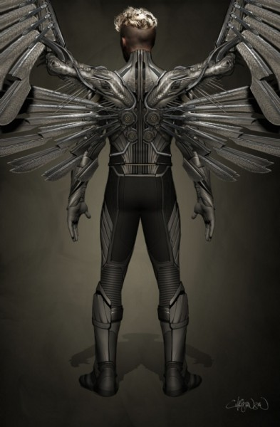 Bryan Singer Confirms that Ben Hardy is Angel, Maybe Arch-Angel, in X-Men: Apocalypse