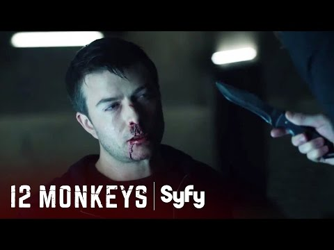 12 Monkeys Finale Sneak Peek: S1E13 'Arms of Mine'