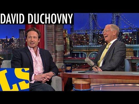 David Duchovny Talks X-Files!