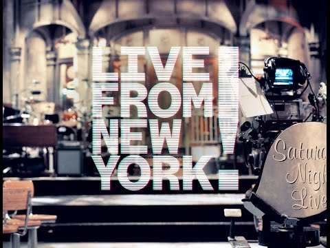 Official Trailer For 'Live From New York!'